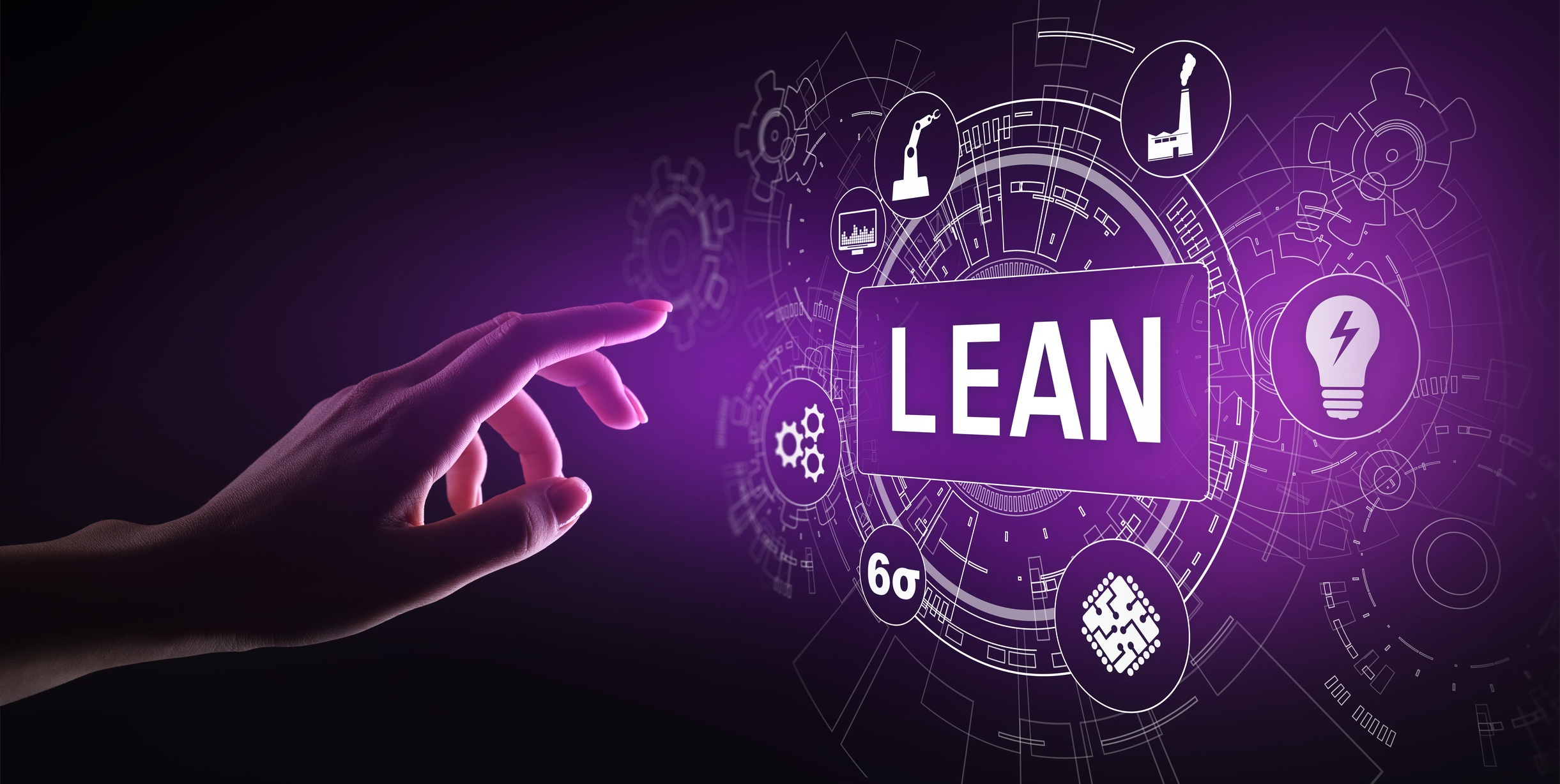 Lean manufacturing training