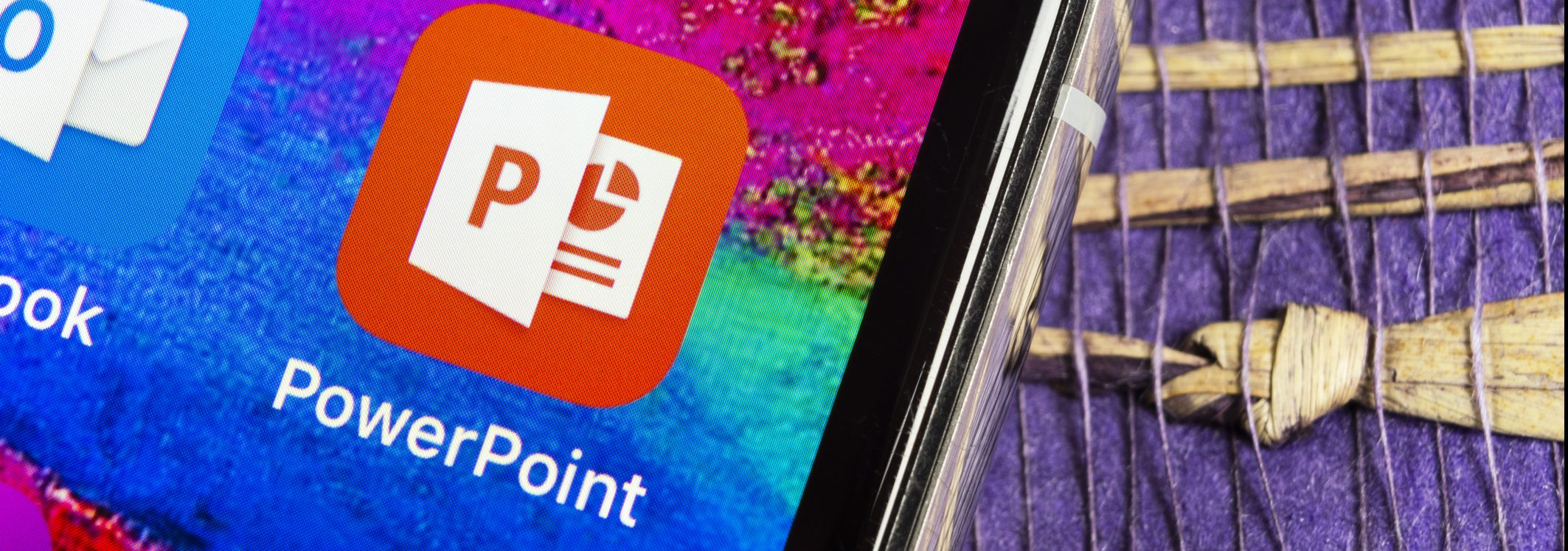 Microsoft PowerPoint advanced training