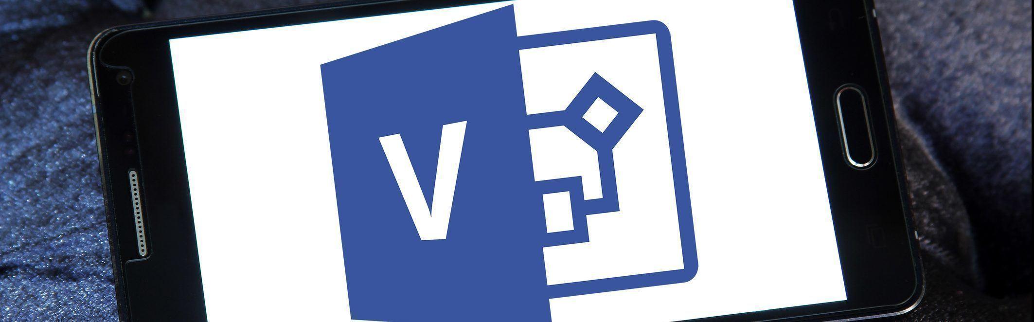 Microsoft Visio beginners training