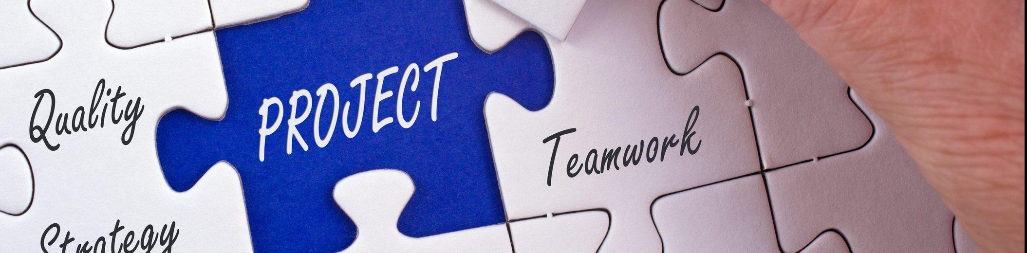 Project management intermediate training