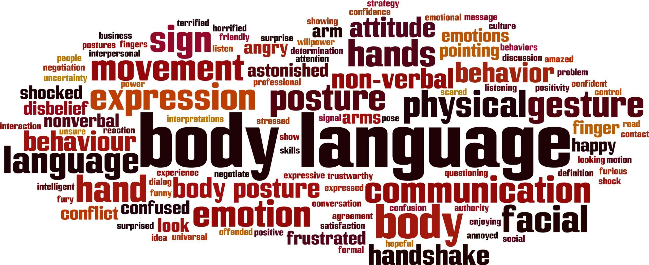 body language basics training