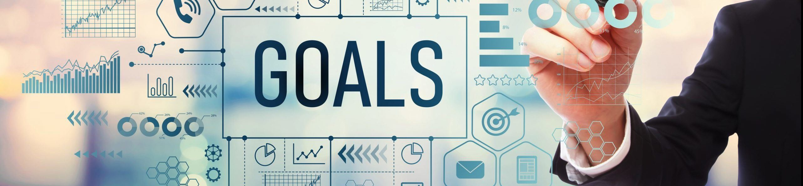 Goal setting and getting things done training