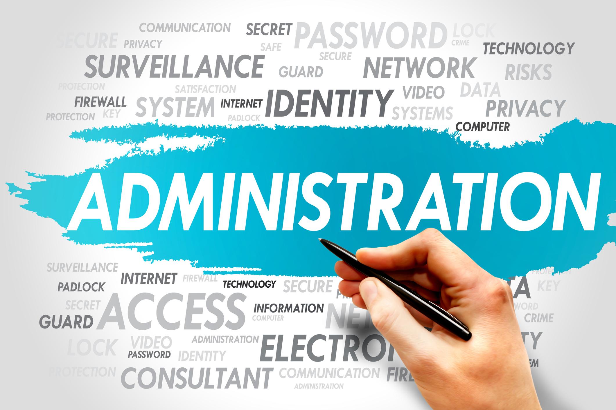 admiistrative office procedures training