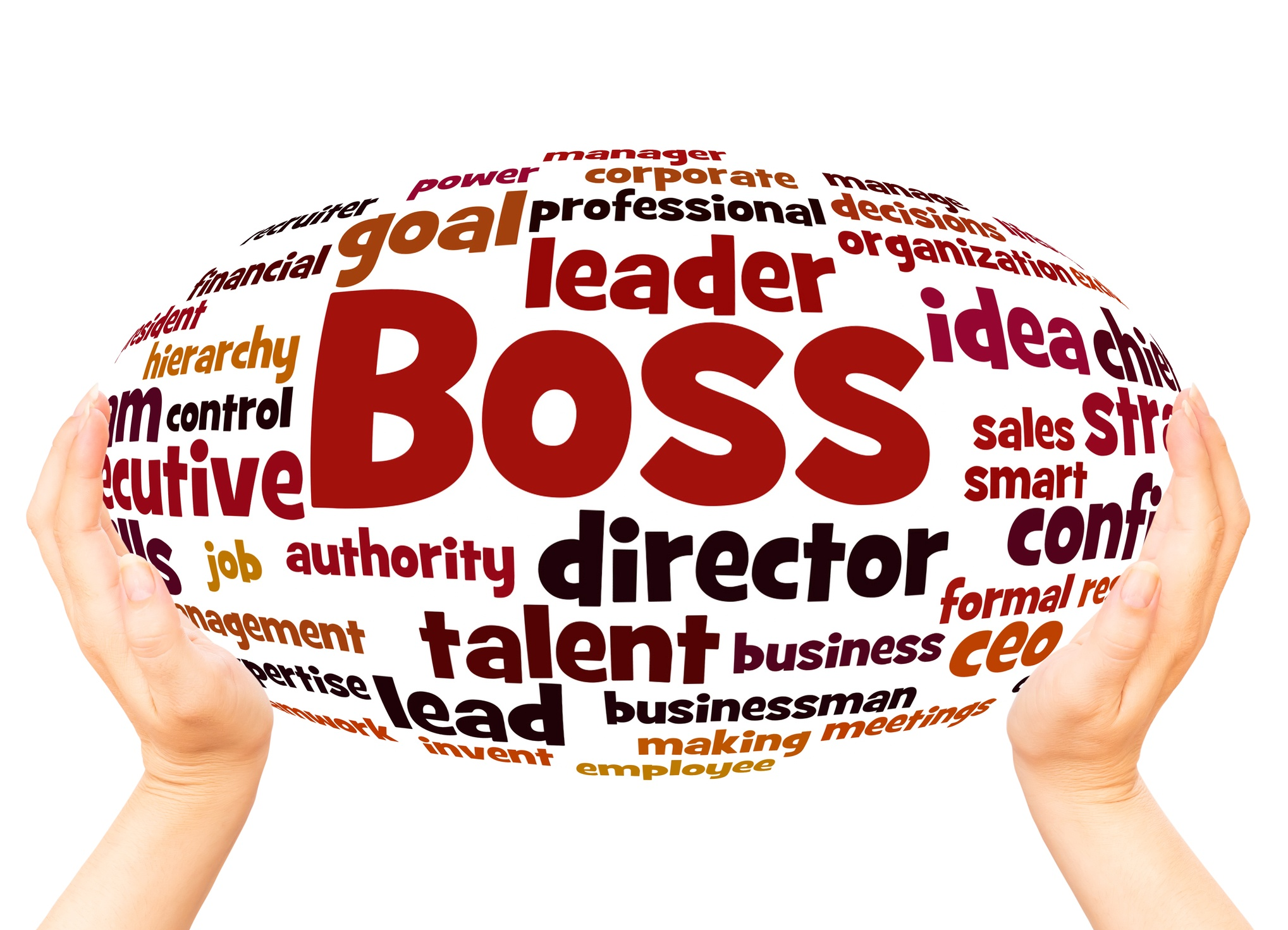 Likeable boss training