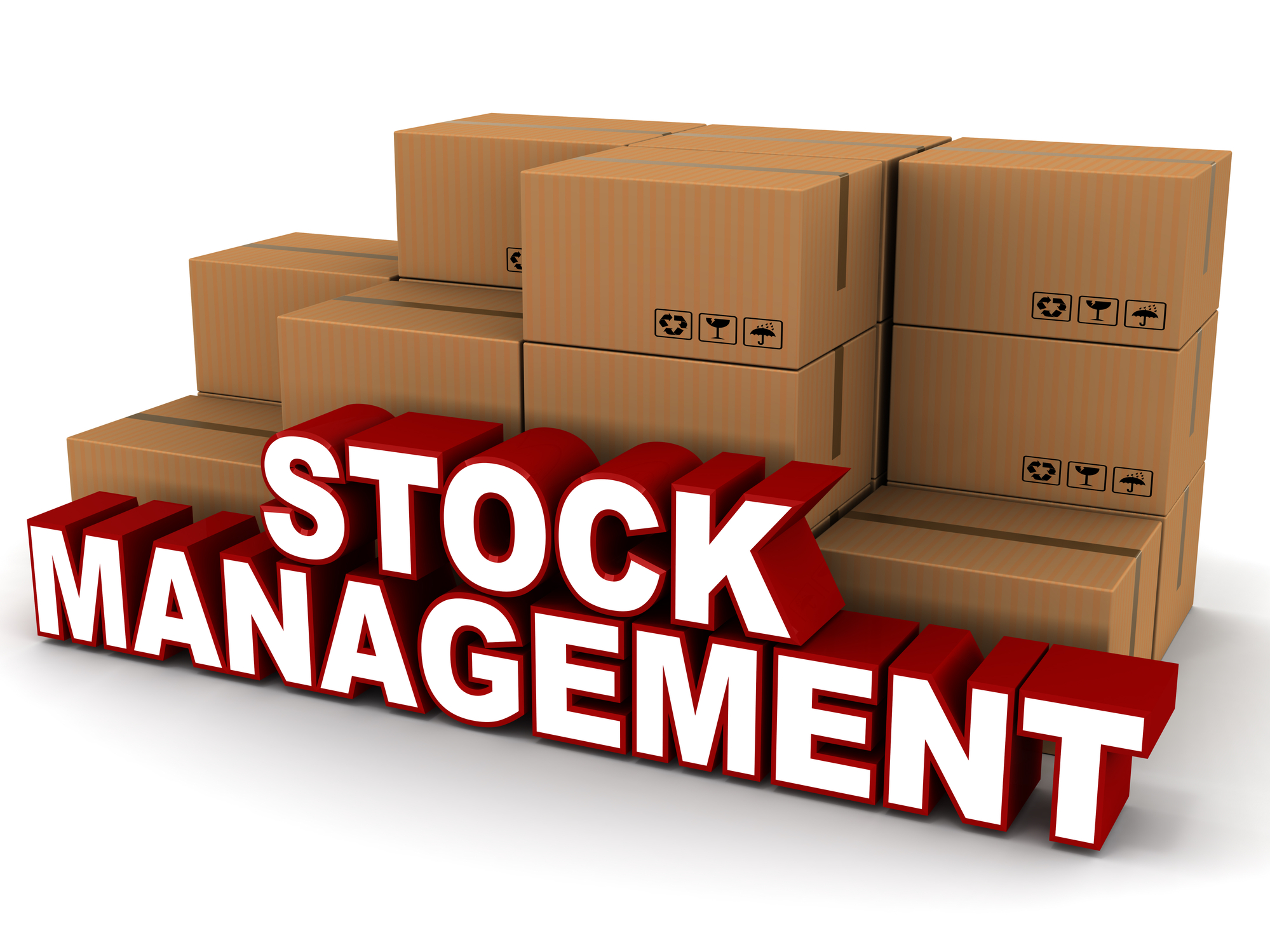 management of stock and fixed assets training