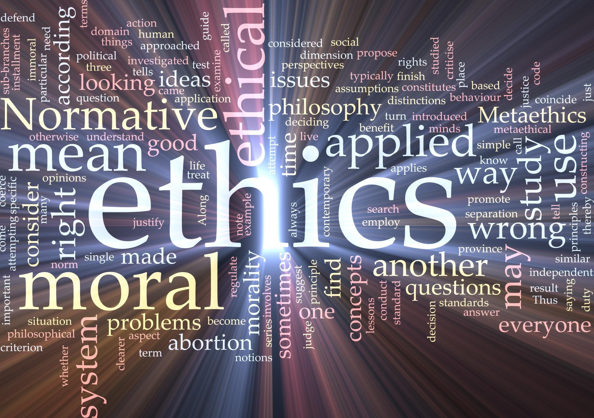 organizational ethics and conduct training