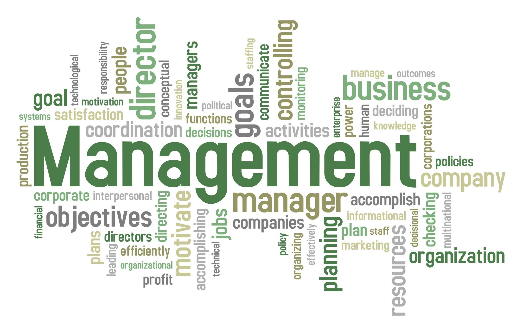 generic management training