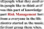 conquering risk management training