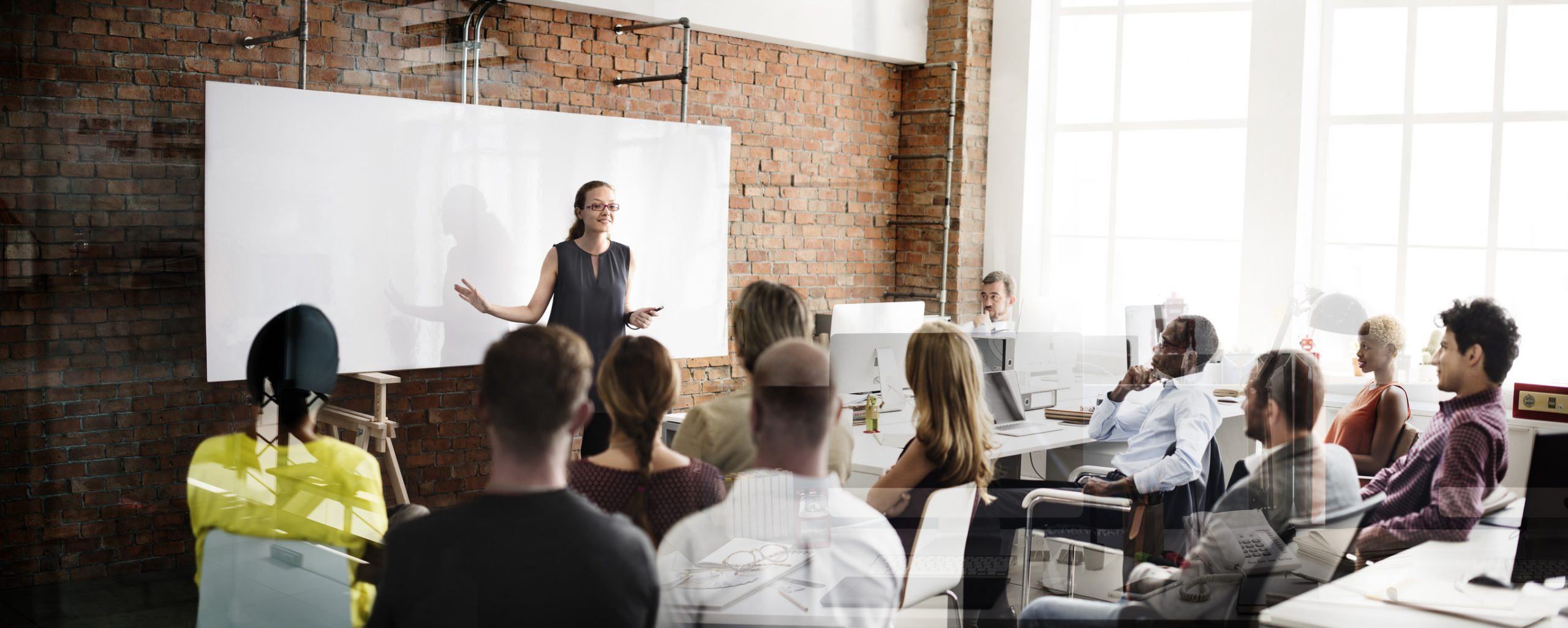 business communication and presentation skills training